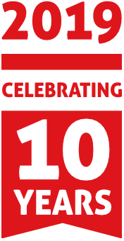 Celebrating 10 years of excellence