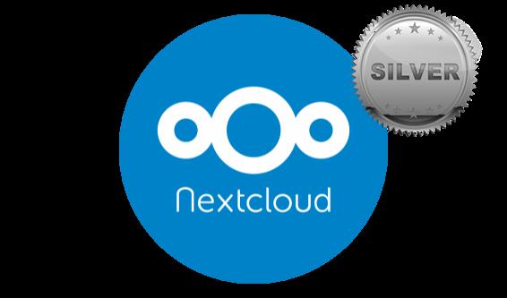 NextCloud Silver
